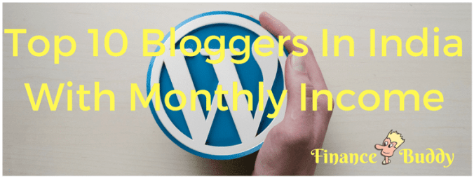 top 10 bloggers in India in 2018