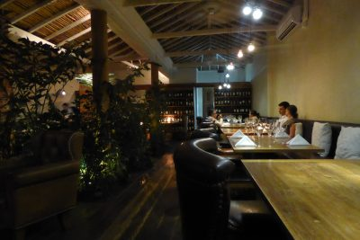 El Cielo's intimate medellin location - reservations are suggested!