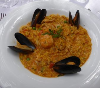 Brasserie Seafood Risotto