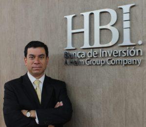 Lorenzo Garavito heads HBI Investment Banking, part of Grupo Helm