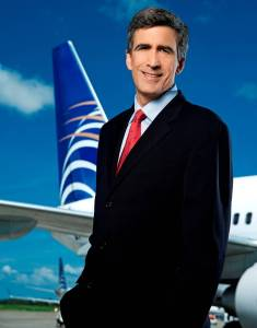 Pedro Heilbron, CEO of Copa Airlines