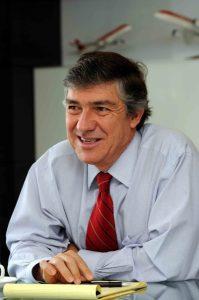 Avianca's CEO Fabio Villegas