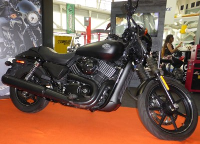 Harley Davidson already has an active rider community in Colombia