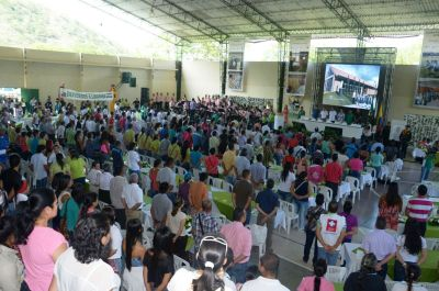 "The Ituango Hydroelectric Project ""Rendicion de Cuentas"" took place in the Liborina Coliseum"