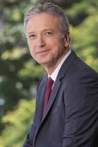 Gonzalo Alberto Pérez is CEO of Suramericana S.A.