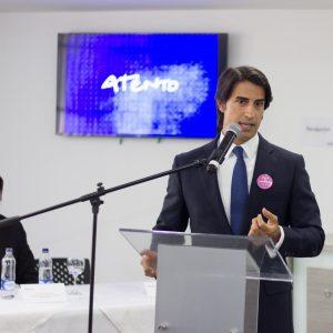 Atento CEO Alejandro Reynal