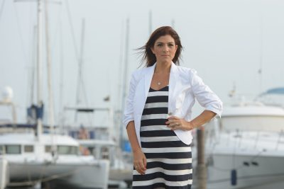 Antonella Farah is the Executive Director of ANC, Colombia's boating industry group.