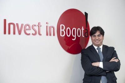 Juan Gabriel Pérez, Executive Director - Invest in Bogotá