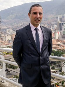 Jorge Londoño de la Cuesta is the new general manager of EPM