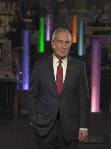 Michael R. Bloomberg, founder of Bloomberg Philanthropies