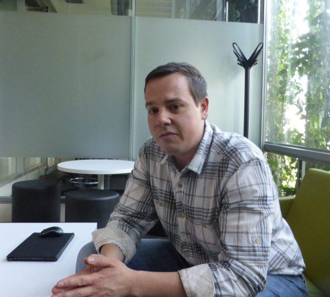 Rainbow Tree co-founder & CEO Brett Artman