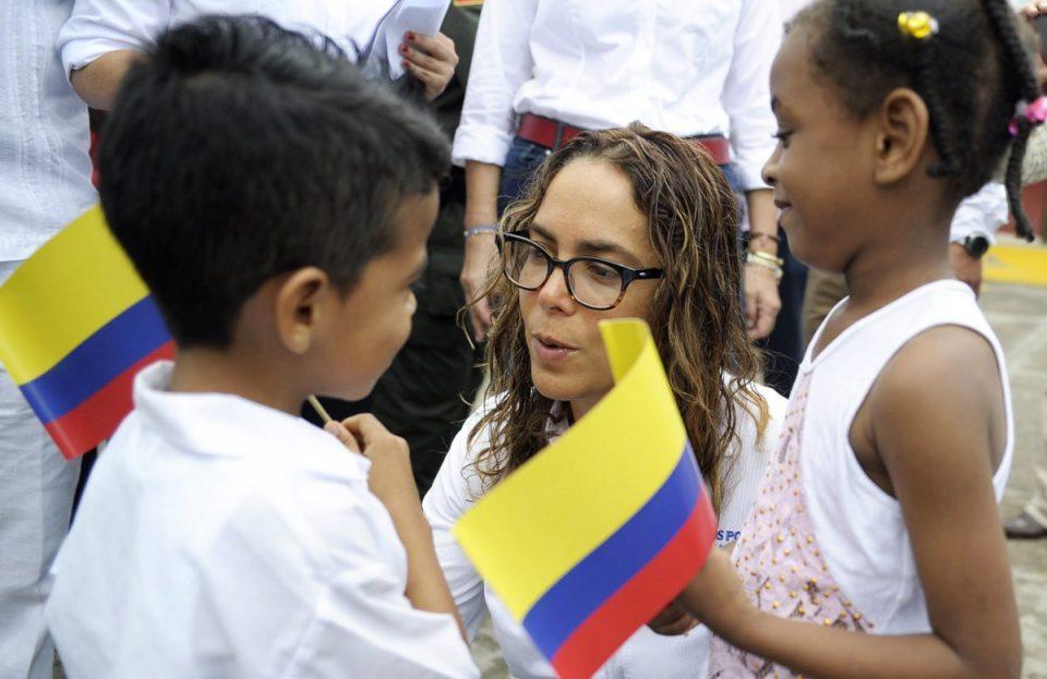 education colombia gina parody