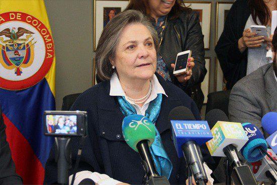 monthly minimum wage colombia Clara López Obregón mintrabajo ministerio de trabajo