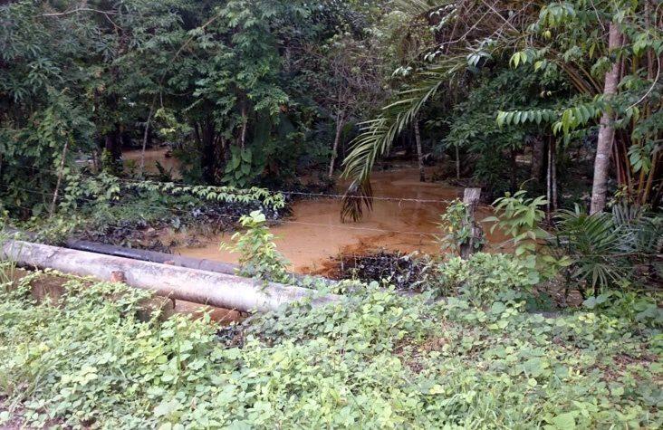 Ecopetrol Barrancabermeja Oil Spill Santander 2