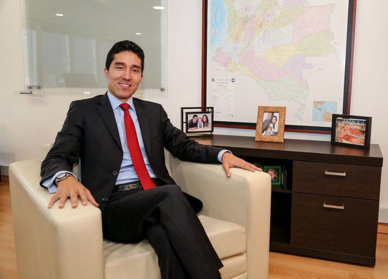 Luis Fernando Mejia Colombia DNP Departamento Nacional de Planeacion