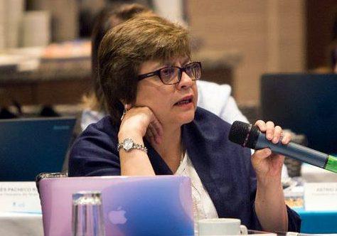 dalila hernandez bogota penalosa legal secretary