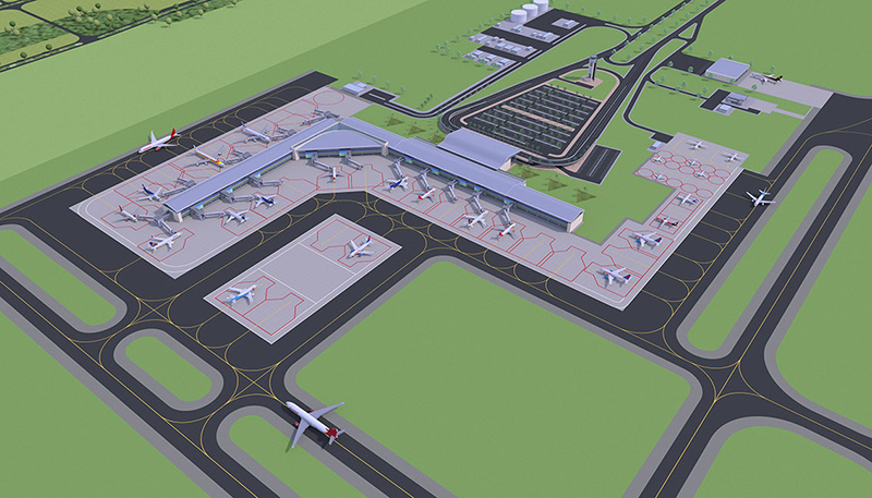 Cartagena Colombia New Airport Conecta Caribe (Credit: Conecta Caribe)