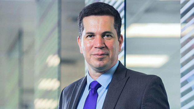 Eduardo Almeida, vice president and general manager of Unisys for Latin America. (Photo credit: Eduardo Almeida)