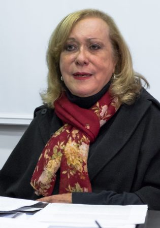 Vicky Colver, founder of Fundación Escuela, was the first recipient of the $3.8 million USD Yidan Prize for Educational Development. (Credit: Jared Wade)