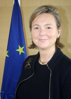 Patricia Llombart, EU Ambassador to Colombia. (Credit: Delegation of the European Union to Colombia)