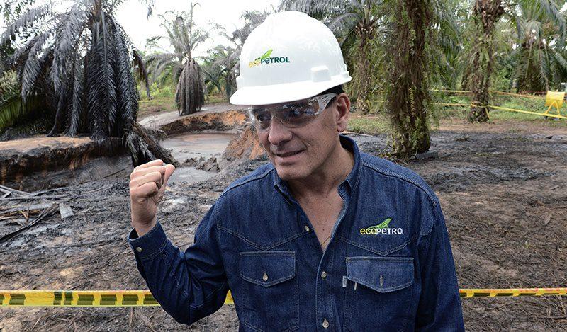 ecopetrol lizama 158 oil spill (Credit: Ecopetrol)