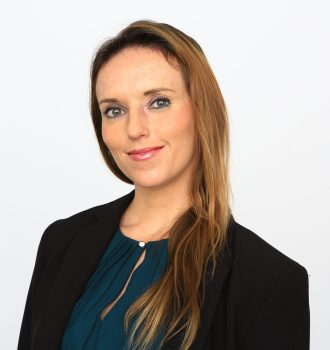 Andrea Duque, head of research for Cushman & Wakefield