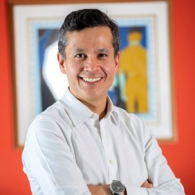 Unisys' world renowned security expert Dr. Carlos Castañeda