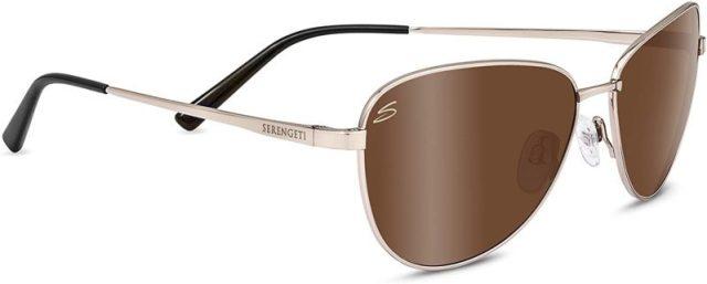The Serengeti 8411 Gloria sunglasses that my wife wears.