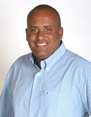 Everth Hawkins Sjogreen, governor of the San Andrés Archipelago