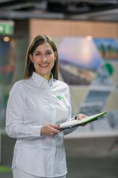 EPM Acting General Manager Mónica Ruiz Arbeláez