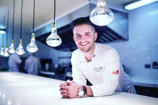 Juan Manuel Barrientos, chef & founder of El Cielo Hospitality Group. Photo: Diego Santacruz
