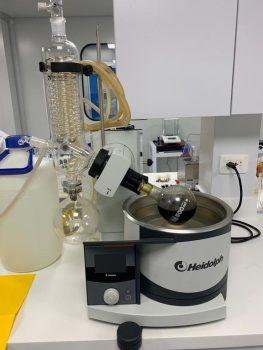 Khiron laboratory processing apparatus