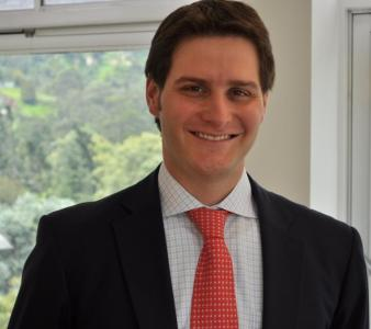 Ecopetrol's new Executive Vice President, Camilo Marulanda