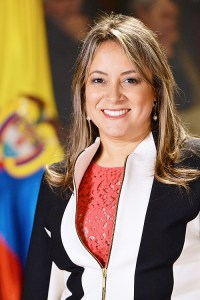 DPS Director Tatyana Orozco de la Cruz