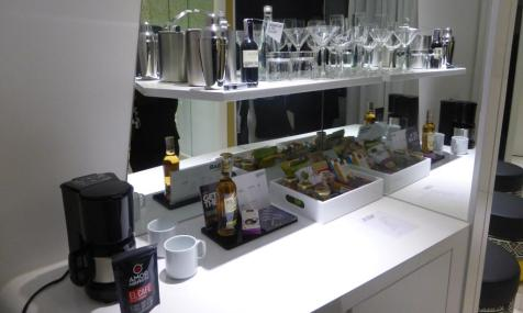 W Hotel Bogotá's Mix Bar