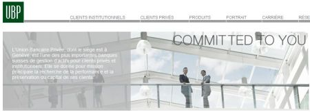 Finance Corner - UBP