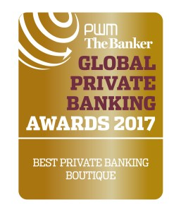 Global Private Banking Awards 2017