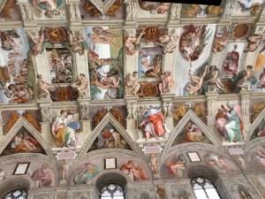 2014 12-December 23 (585) Vatican; Sistine Chapel
