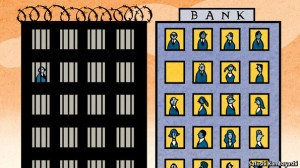 Can bankers be held responsible for financial collapse?