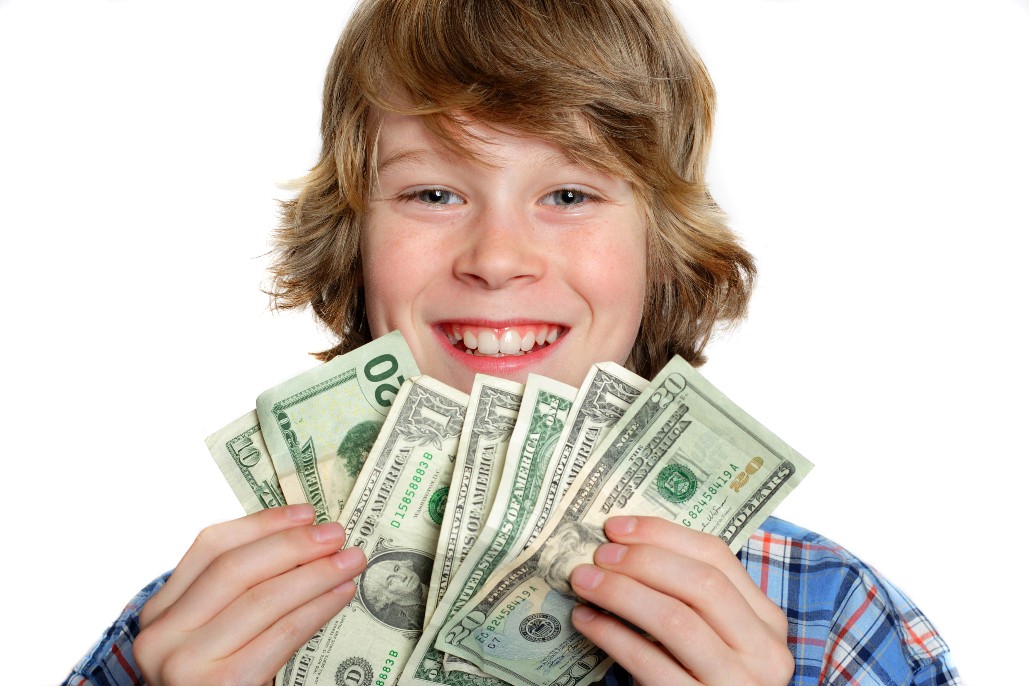 New Ways For Kids To Make Money