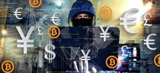 Na maior parte dos casos o resgate por ataques cibernéticos são pagos via Bitcoin, Criptomoeda não rastreável
