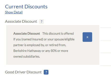 geico discount