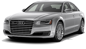 2016 Audi A8, courtesy of www.audiofdesmoines.com