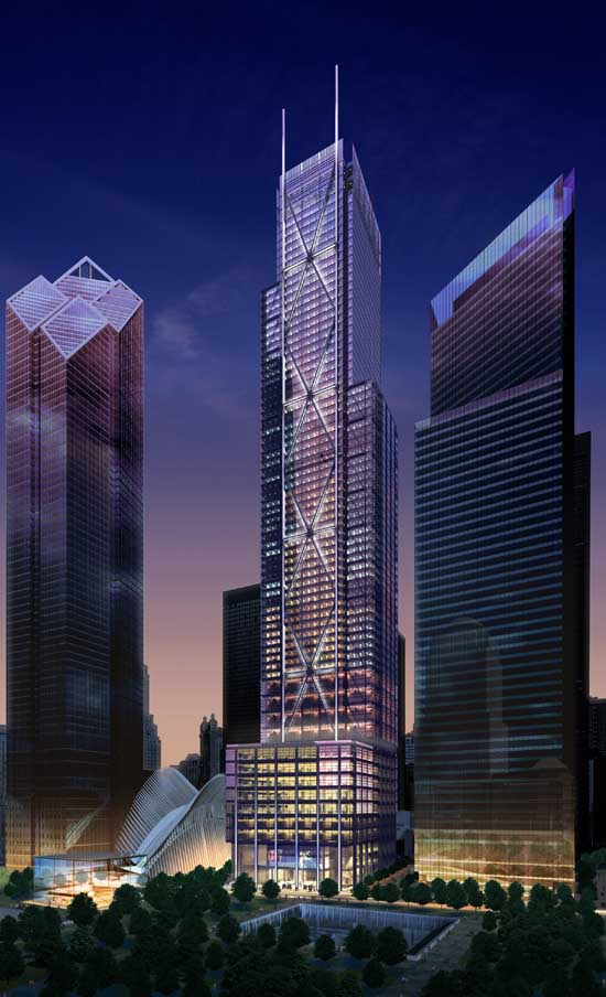 3 World Trade Center, one of Fundrise's many investment properties