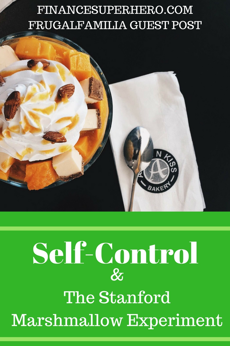 Self-Control and the Stanford Marshmallow Experiment