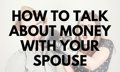 Money fights are a leading cause of marriage stress and divorce. These tips will help you to talk about money with your spouse in a healthy and happy way! Let us show you how to share your feelings without blaming the other person, agree to a budget that works, and eliminate silly money fights before they start.