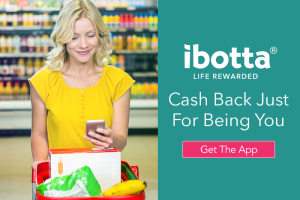 Ibotta - ways to save money