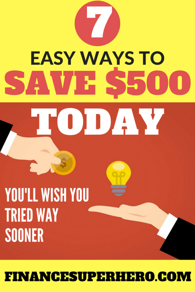 save more money | save money fast | save $500 fast | how to save money | money tips | budget tips | budgeting money | personal finance tips