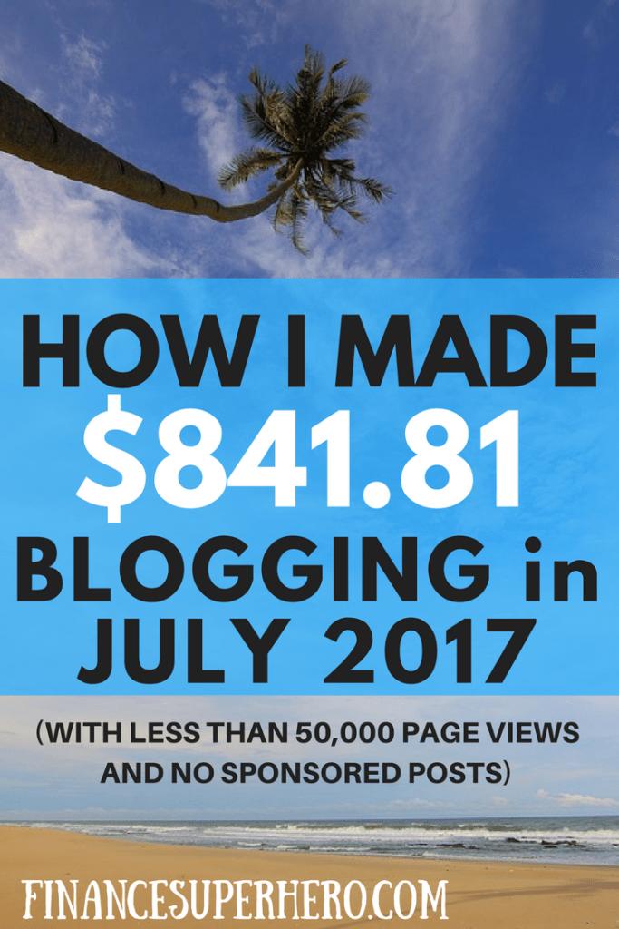 blog income report | make money blogging | blog for profit | make money online | online business ideas