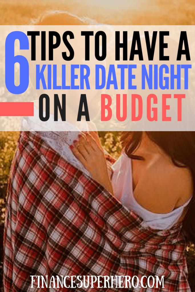 date night on a budget | cheap date night ideas | date ideas | fun dates on a budget | frugal dates | date ideas